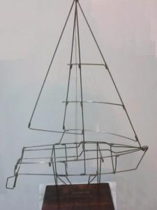 veleiro arame 2